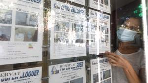 La búsqueda de vivienda de alquiler aumentó un 76% en 2020