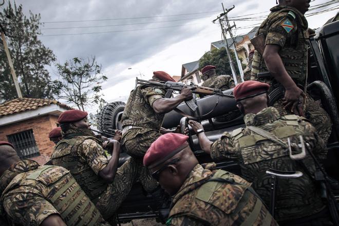 Mueren 16 civiles en el Congo tras una emboscada