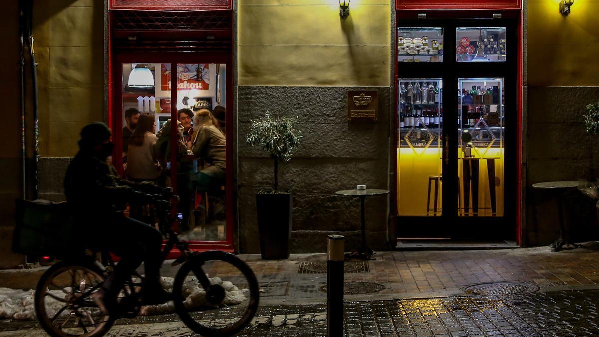 La via madrilenya