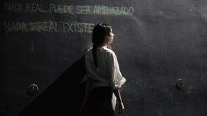Els alumnes de l'Institut reclamen més contundència amb el cas Ollé