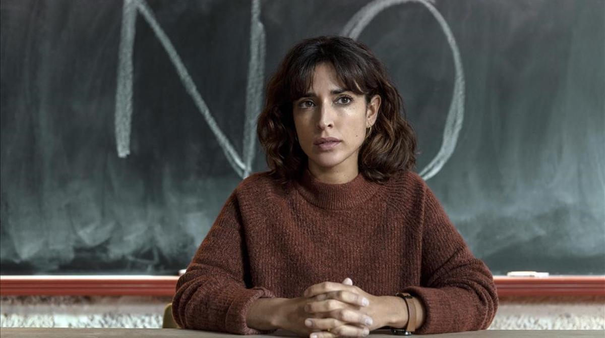 Escena de la miniserie de Netflix 'El desorden que dejas'.