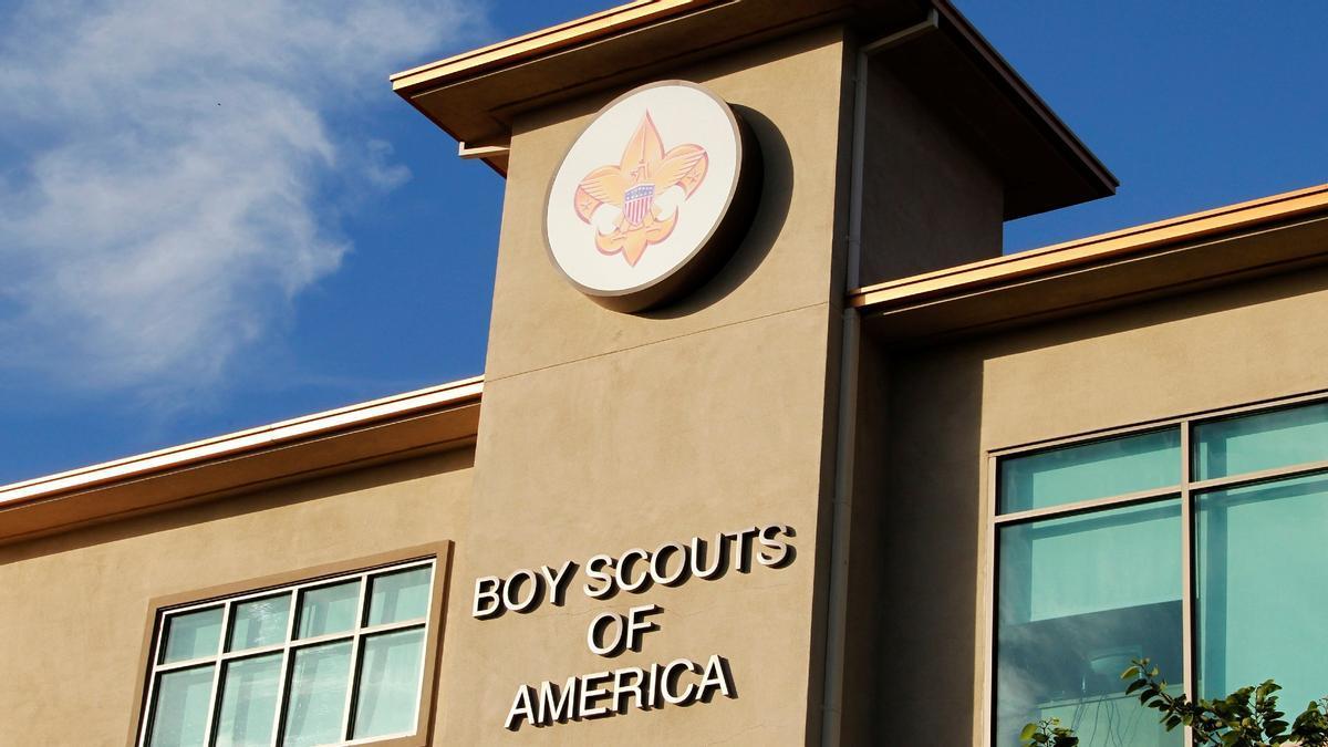 Sede de los Boy Scouts de América para la zona de Los Ángeles, en una imagen de archivo de octubre de 2012.