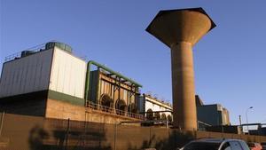Las instalaciones de Celsa, en Castellbisbal.