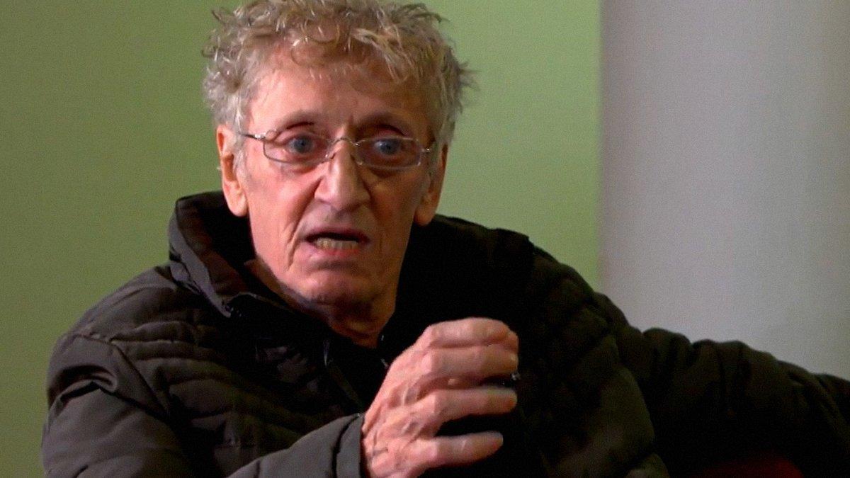 Quique San Francisco, ingresado en el hospital por neumonía bilateral
