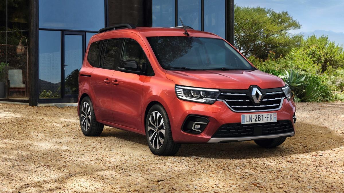 Renault Kangoo Combi 2021: polivalencia de alta gama