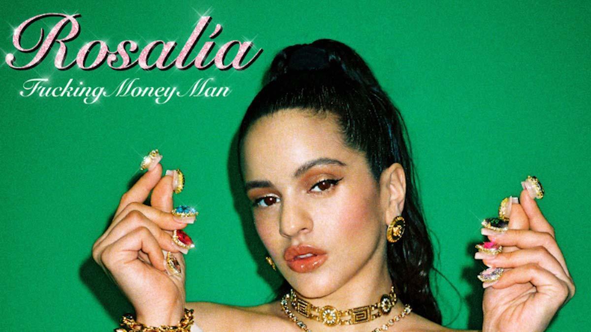 Rosalía lanza dos nuevas canciones, una de ellas en catalán.