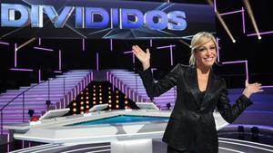 'Divididos', el nuevo concurso presentado por Luján Argüelles
