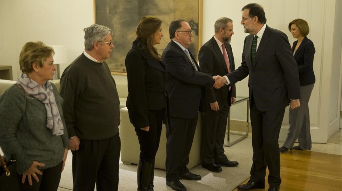 """Rajoy se compromete a dar reparación """"moral y jurídica"""" a las víctimas del Yak-42"""