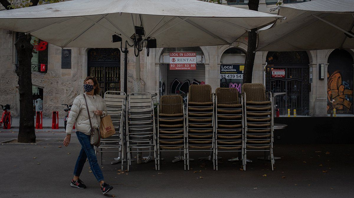 L'Estat accepta pagar el cessament d'activitat per tancament als autònoms de bars i restaurants