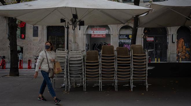 Santa Coloma bonificará al cien por cien la tasa de veladores y terrazas