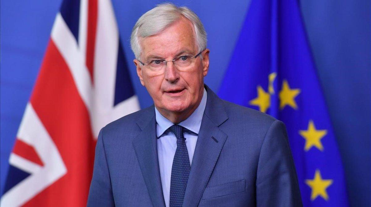 El máximo responsable de la UE en la negociación sobre el 'brexit', Michel Barnier.