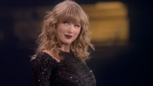 Netflix publica l'esperat tràiler del 'Reputation Stadium Tour' de Taylor Swift