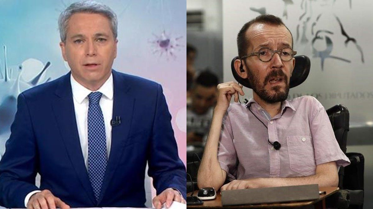 Broma teléfonica a Vicente Vallés: le hacen creer que está hablando con Pablo Echenique