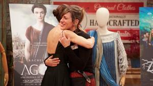 Laura se despide de 'Maestros de la costura'