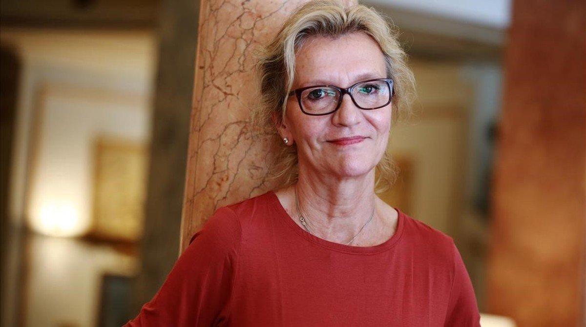 Elizabeth Strout, autora de 'Me llamo Lucy Barton'.