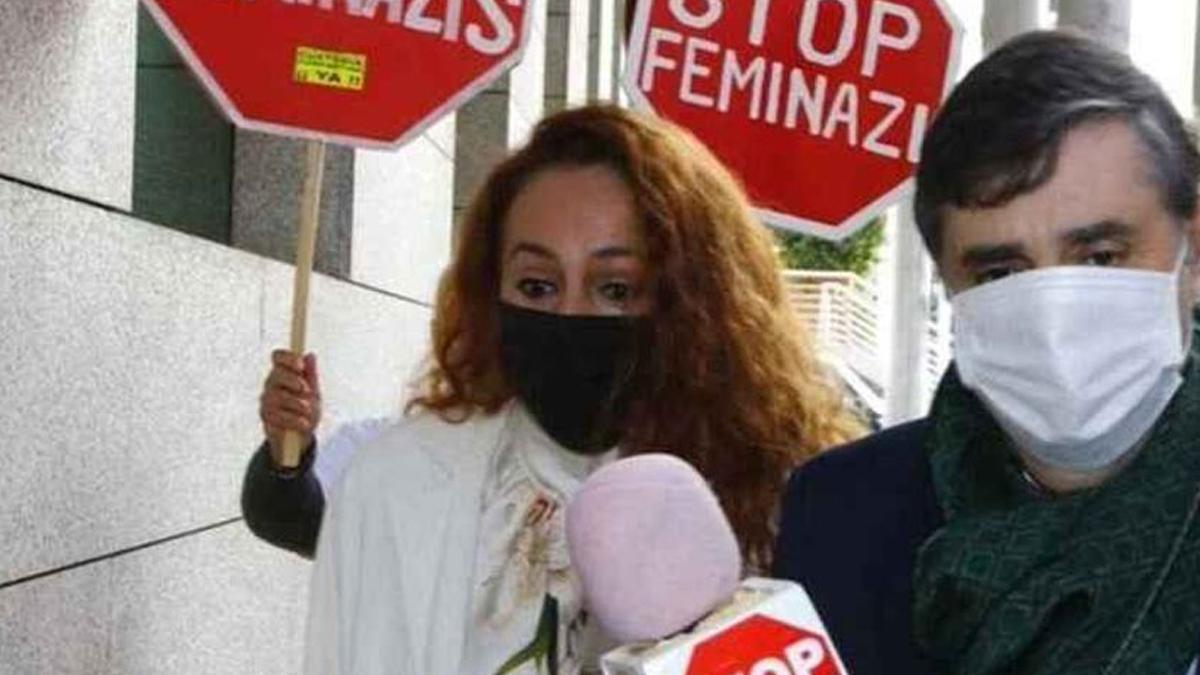 Rocío Carrasco, increpada al jutjat quan acudia a declarar per la nova demanda d'Antonio David
