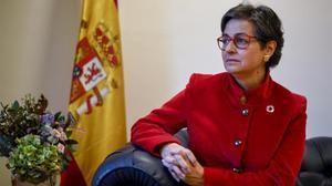 """González Laya: """"España no quiere una inmigración empujada por las mafias"""""""