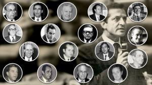 Miembros de la élite contrarios al cariz de la gestión de gobierno emprendida por Suárez.