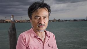 Kiyoshi Kurosawa en una de sus anteriores visitas al Festival de cine de Venecia.