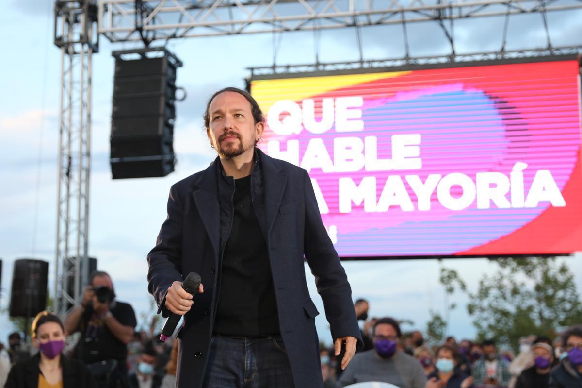 Iglesias diu que la seva marxa «no és una derrota» i reivindica que va aconseguir que el PSOE no s'aliés amb la dreta