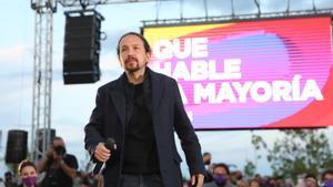 Dos mesos sense Iglesias: menys soroll, mateixes tensions