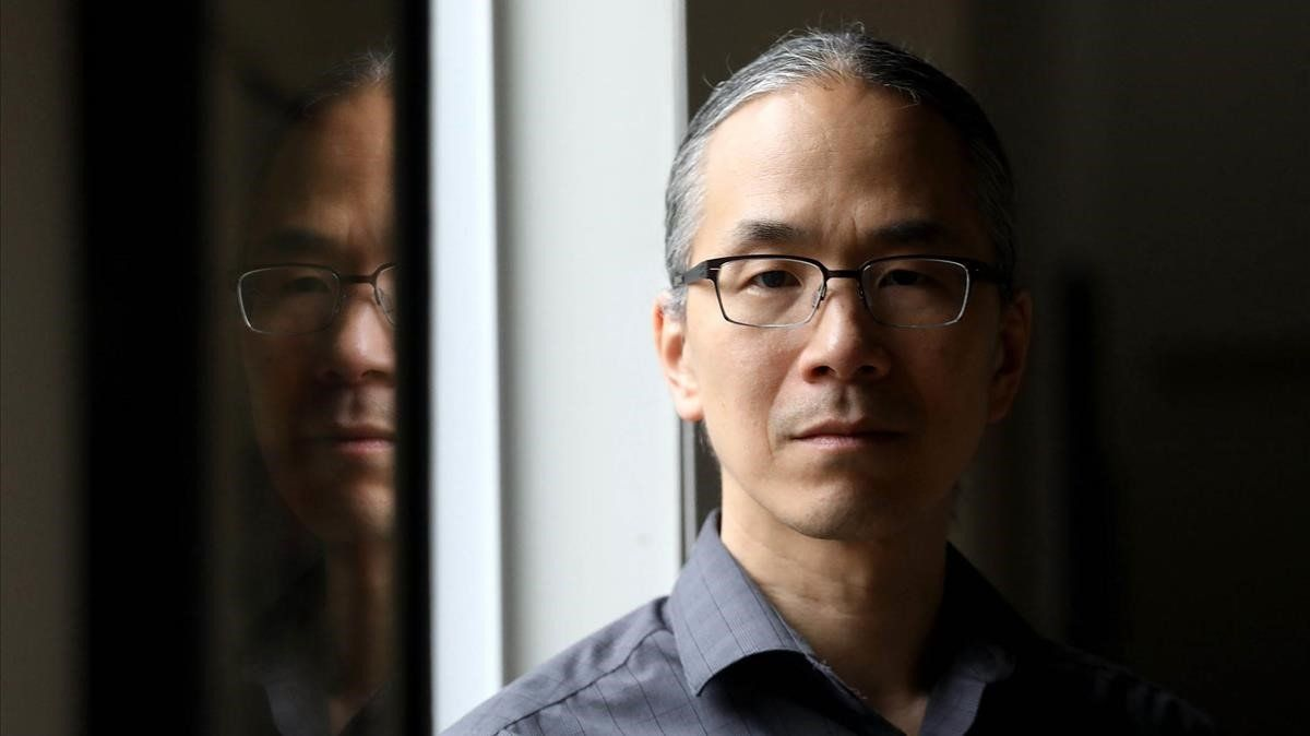 El escritor norteamericano Ted Chiang.