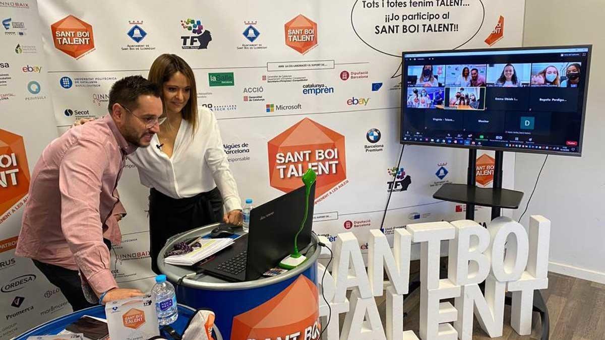 Una cadira de rodes innovadora guanya la segona edició del Sant Boi Talent