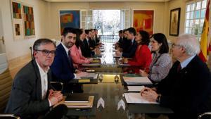 Govern central i Generalitat mantenen ponts de diàleg més enllà dels indults