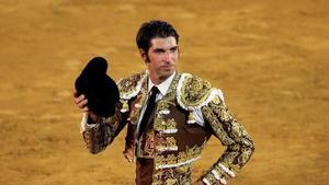 Cayetano Rivera, el pasado sábado en Estepona.