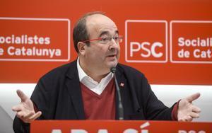 Iceta segueix el camí de Puig en defensa de l'harmonització fiscal