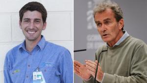 Oriol Mitjà qüestiona la capacitat de Fernando Simón per gestionar la pandèmia
