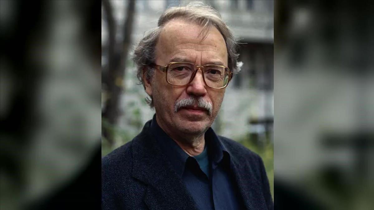 El autor alemán Walter Kempowski.