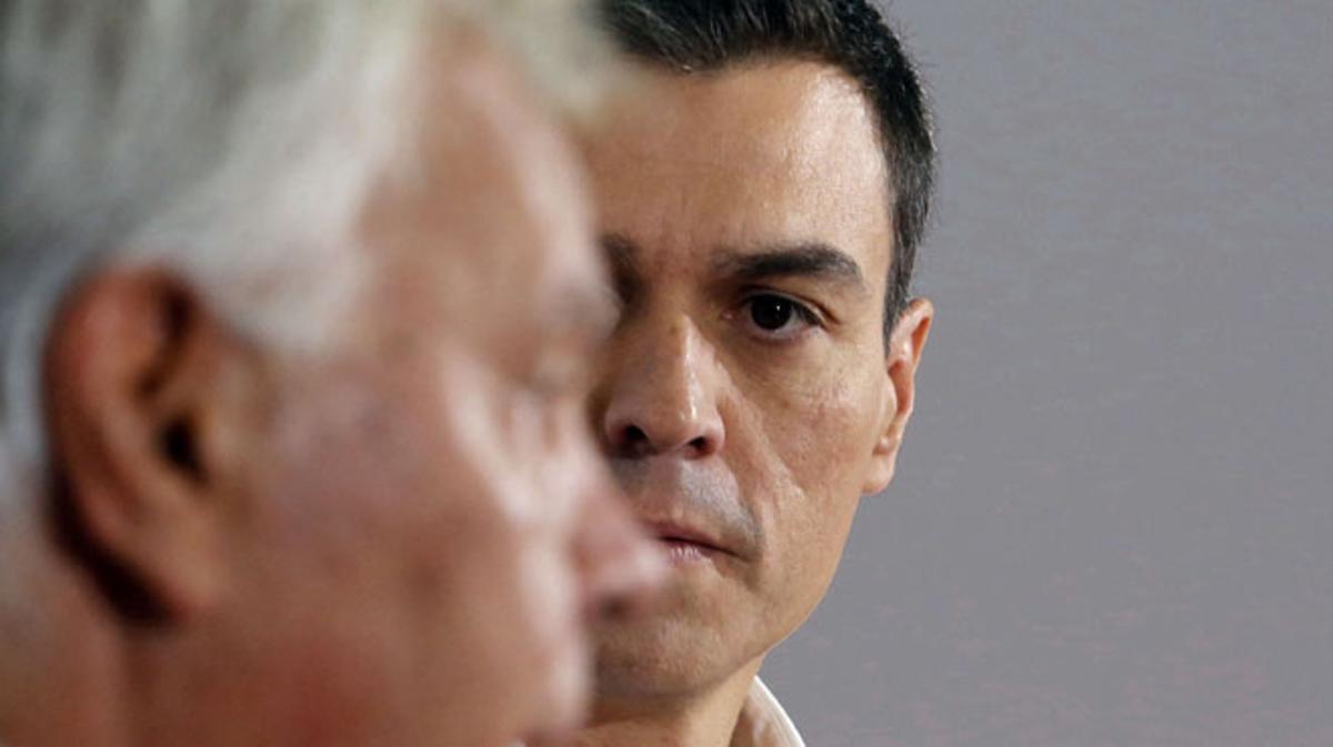 Entrevista de Pedro Sánchez a 'eldiario.es',