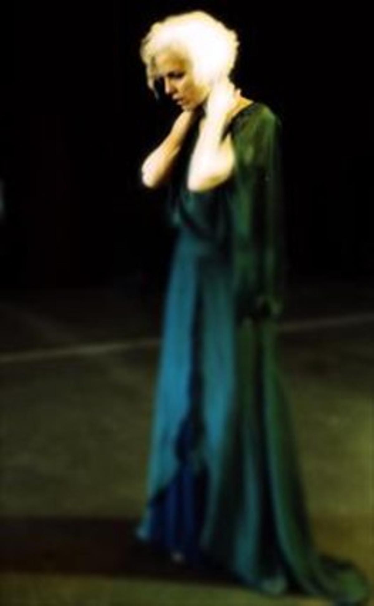 Esther Bové, en 'El teatre i la pesta', de Antonin Artaud.