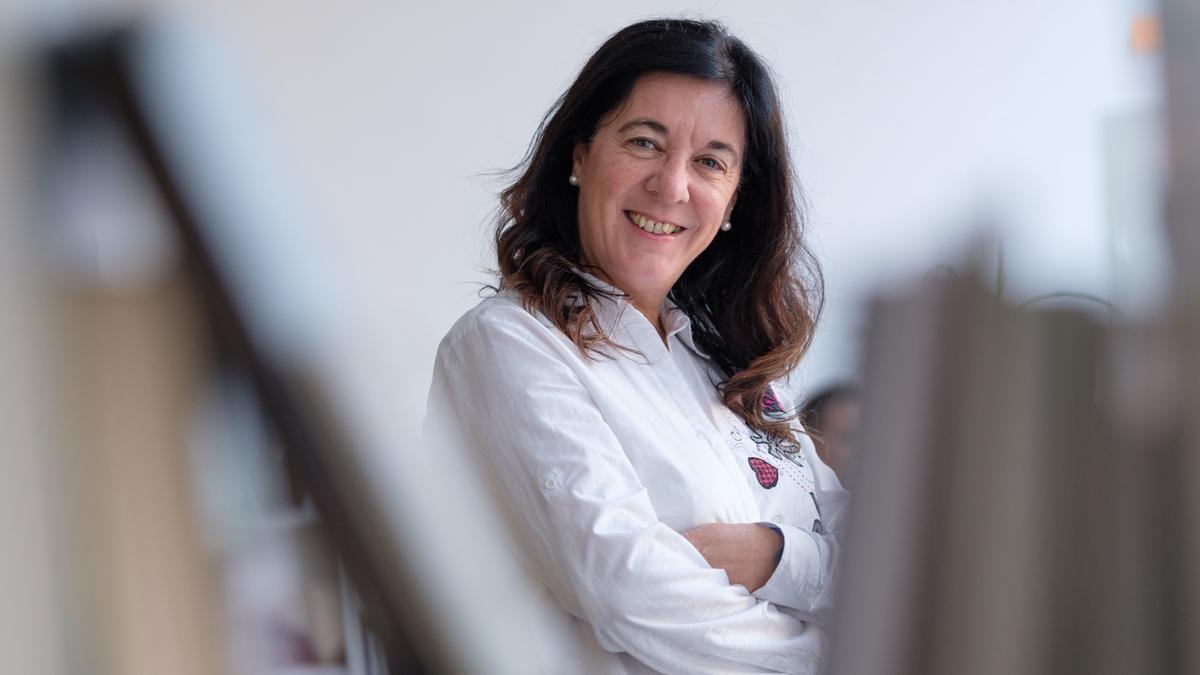 Coral Elizondo, convencida activista en defensa de la educación inclusiva