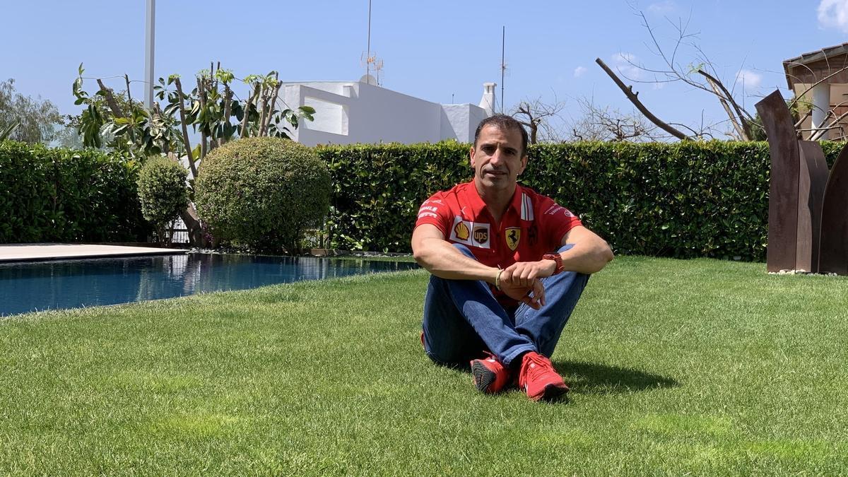 Marc Gené pide la continuidad de la F-1 en Montmeló.
