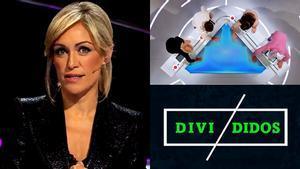 laSexta pone fecha al estreno de 'Divididos', el nuevo concurso de Luján Argüelles