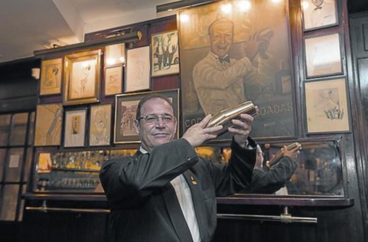 Jerónimo Vaquero: «Somos fieles a la historia»