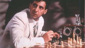 John Turturro, protagonista de 'La defensa Luzhin', película que adapta la novela de Nabokov.