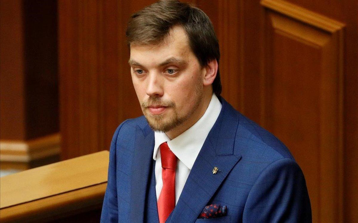 El primer ministre d'Ucraïna dimiteix per haver criticat el president