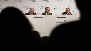 Jornada sobre eficiencia energética y energías renovables, con presencia del comisario europeo Miguel Arias Cañete.