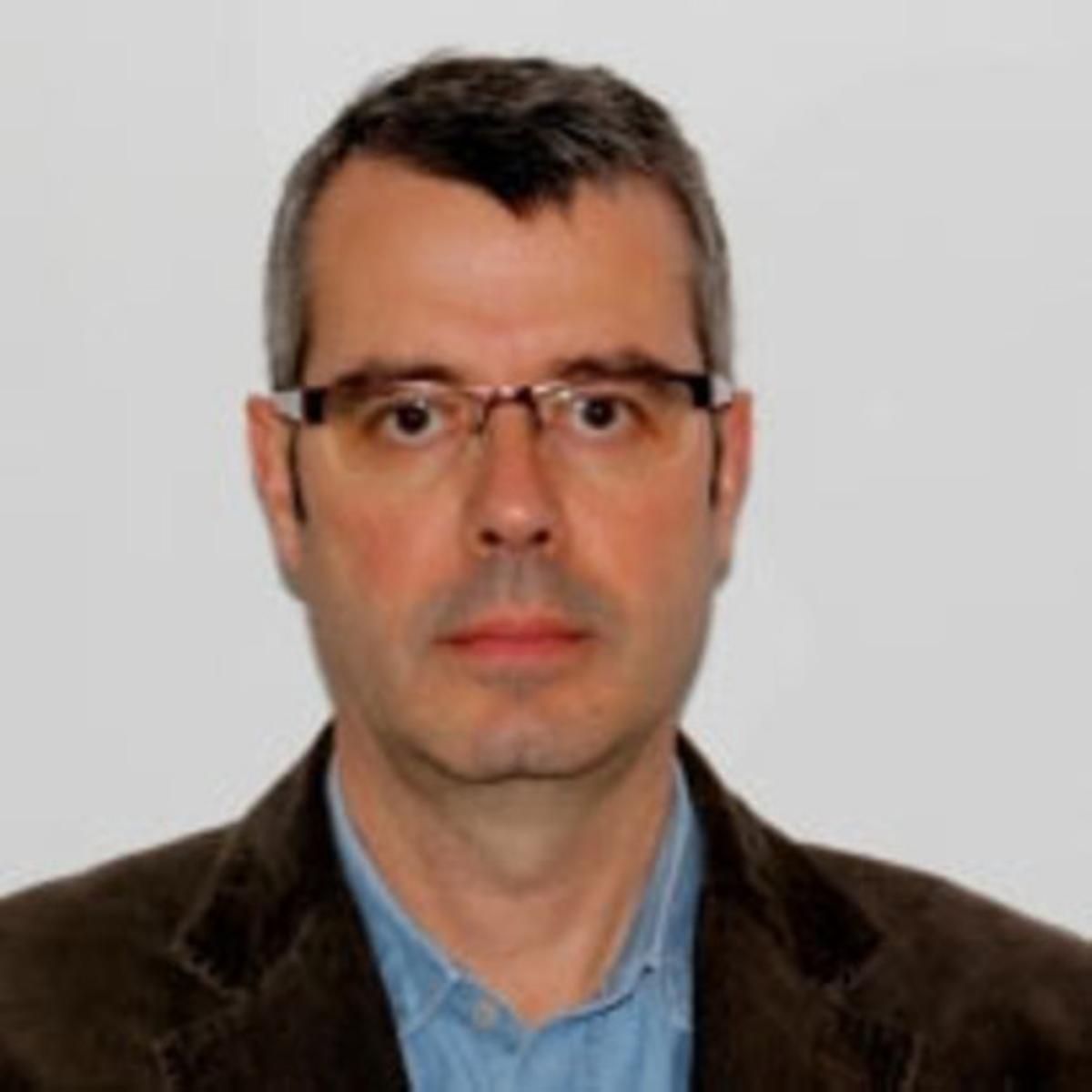 El secretario de organización del PSC, Esteve Terradas.