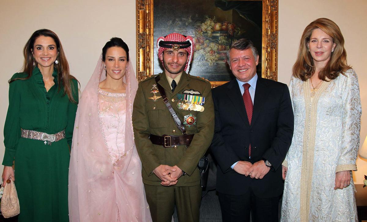 Reis, prínceps i equilibristes a Jordània