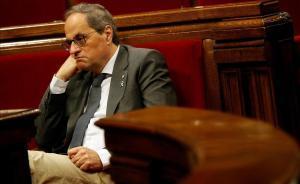 El TSJC rebutja el recurs de Torra contra l'obertura d'una nova causa penal per desobediència
