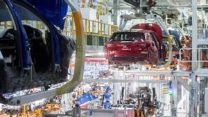 Producción del nuevo Seat León en Martorell.