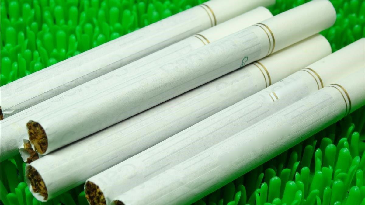 El tabaco mentolado, prohibido en los estancos desde el miércoles 20 de mayo