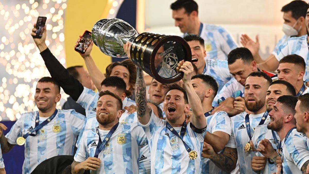 'Messiento campeón': Així és el vídeo emotiu de l'Argentina dedicat a Messi
