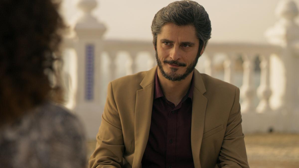 Antonio Pagudo, en la serie 'Benidorm'.