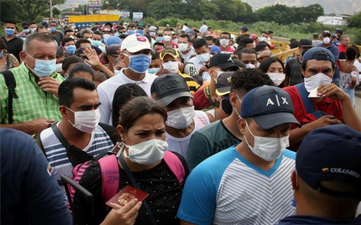 Colombia advierte del ingreso de venezolanos a pesar de la pandemia