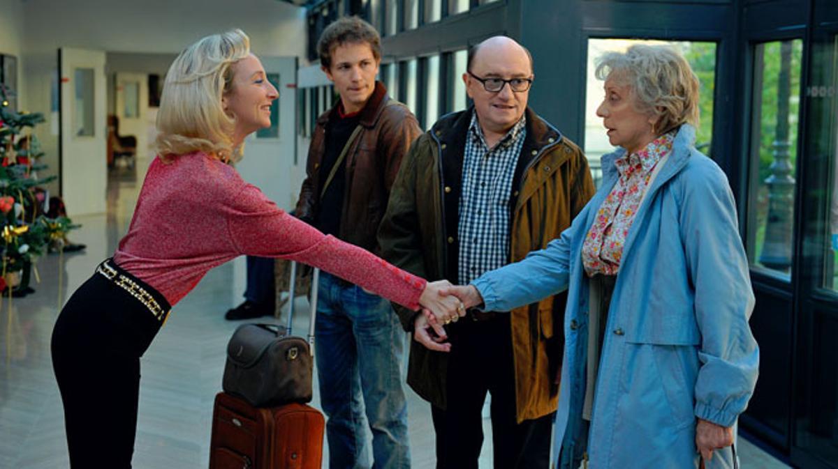 Tráiler de 'Los recuerdos' (2014).